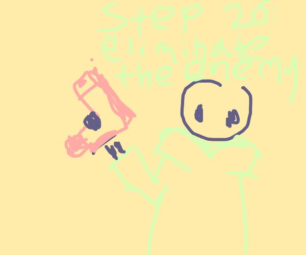 Step 19: Sit in Existential Crisis Corner