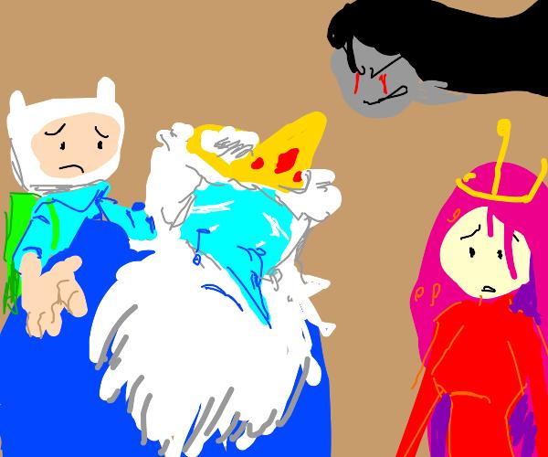 Ice king stinks