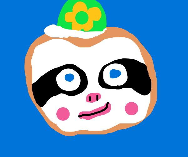 Clown sloth