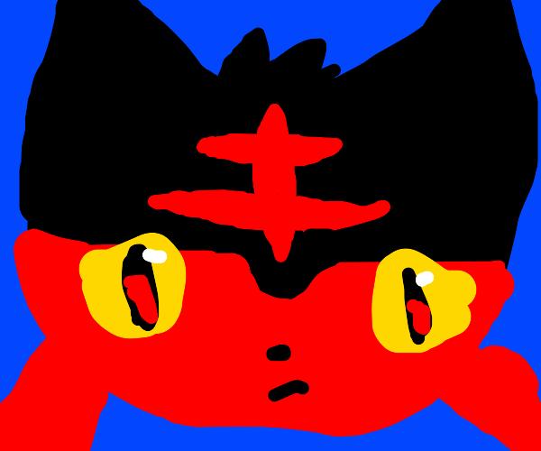 Sad Litten (Pokemon)