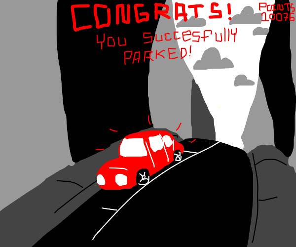 game about parking cars