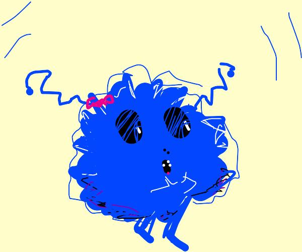 fluff monster