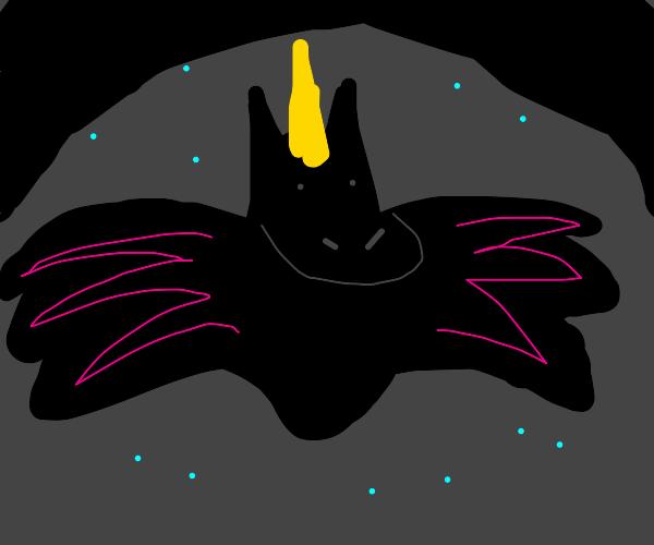 angry rave unicorn bat