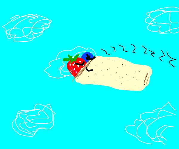 Burrito Cloudberry