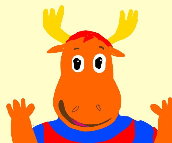 Nice Moose