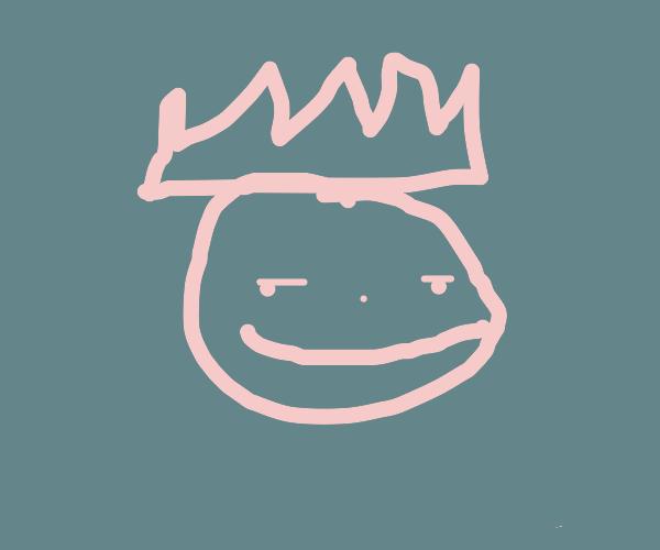 a smug king