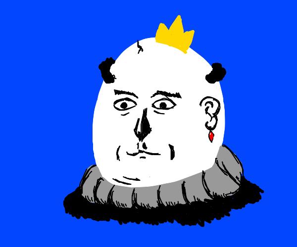 Aristocratic Humpty Dumpty