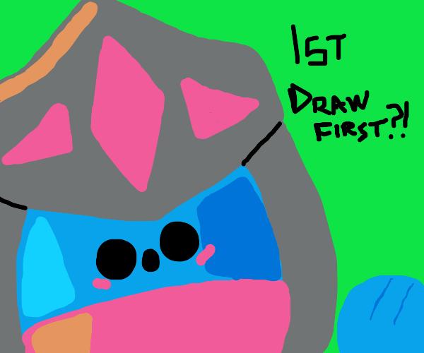 1st drawfirst game!