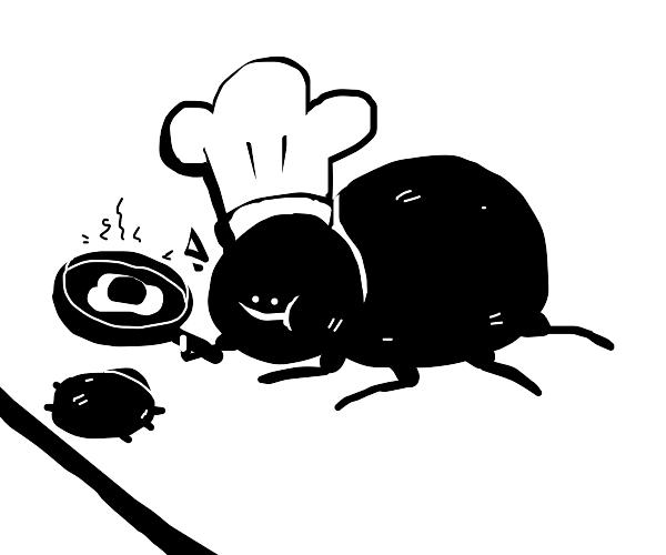 Chef Spider