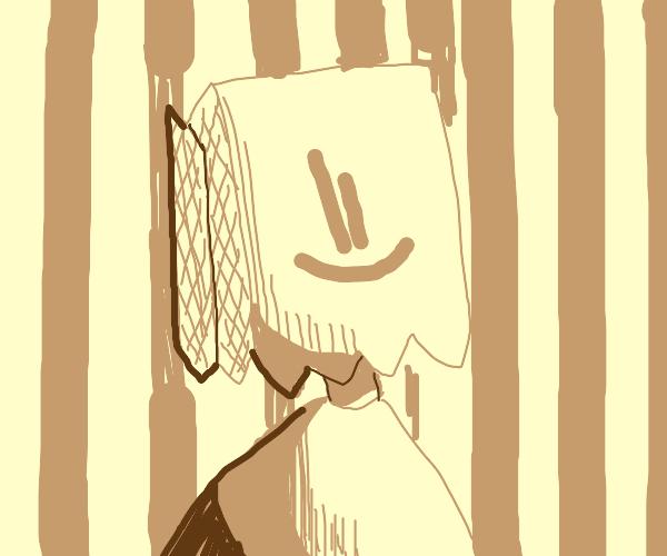 Default DC avatar.