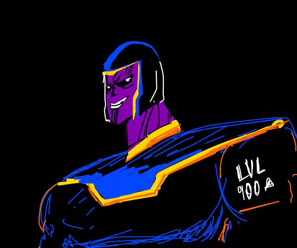 Lvl. 900 Thanos