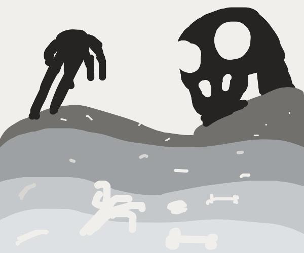 bone land
