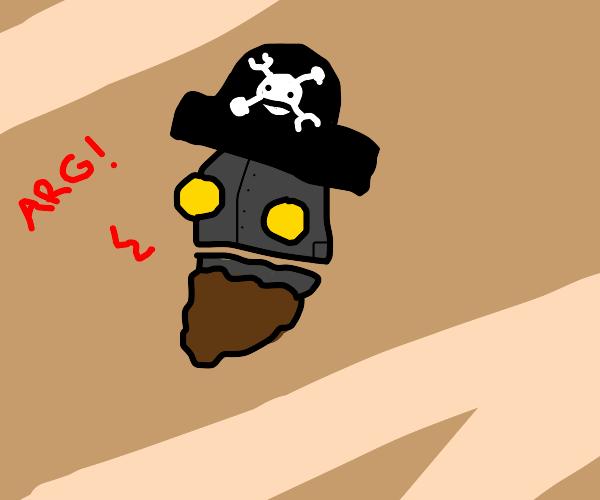 Robot Pirates