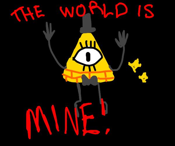 Dorito takes over The World.