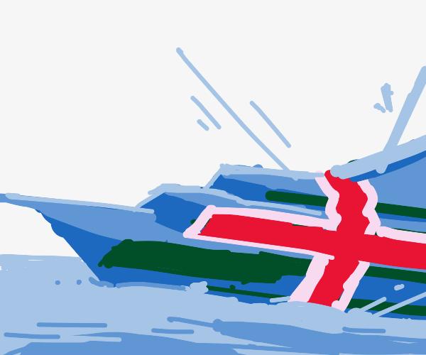 Icelandic Yacht