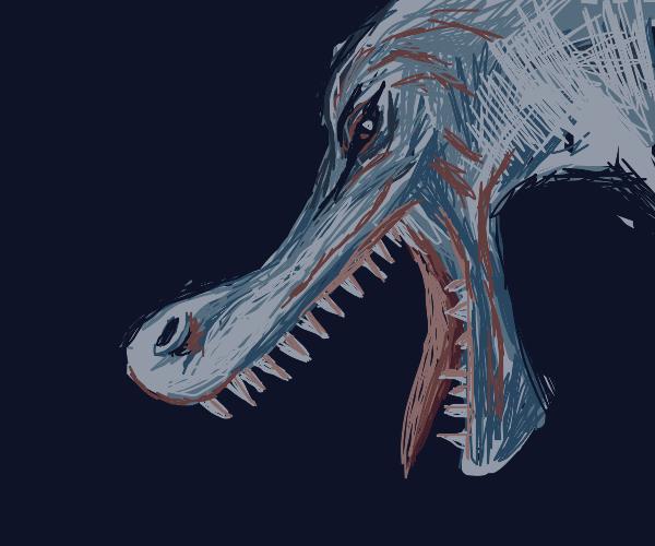 Spyrannosaurus