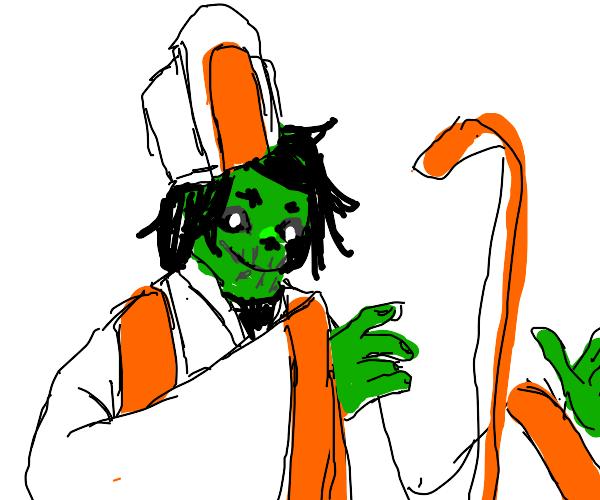 Zombie Priestess