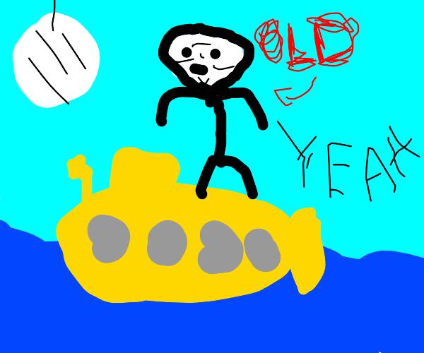 Old Man and The Sea, Pt 2: Aquatic Boogaloo