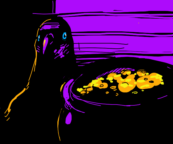 A Crow findes a Pot full GOld