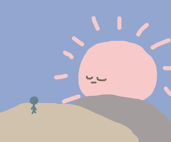 sleepy sun