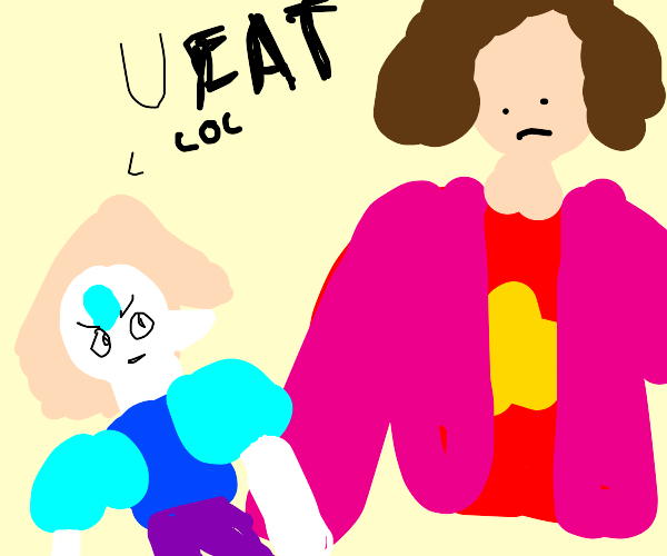 pearl bullies steven (steven universe)