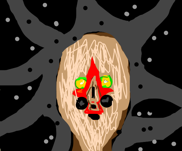 SCP 173 can see you !