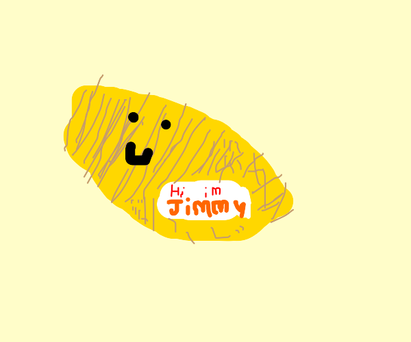 Chip named Jimmy