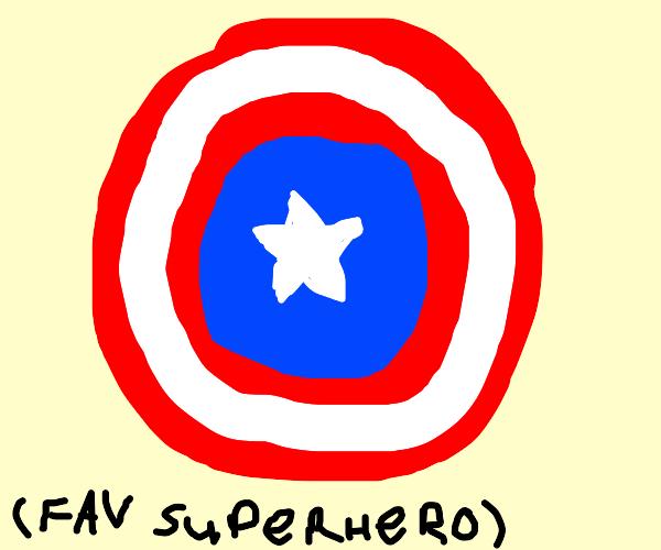 Fave superhero