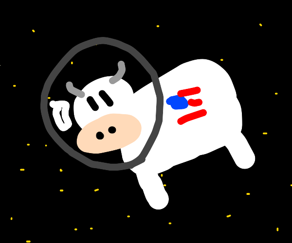 space cow?