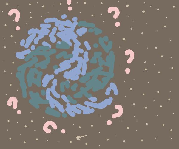 Curios galaxy