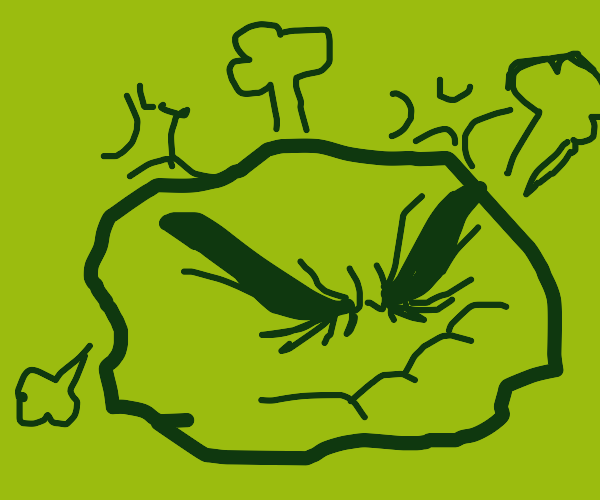Angry Hot Rock