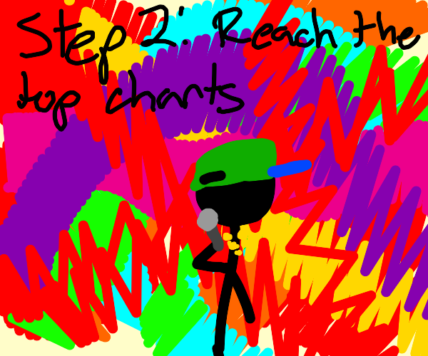 Step 1: Sing about LSD