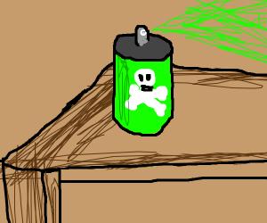 Poison spray