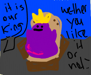 Ditto is your king whether you like it or not