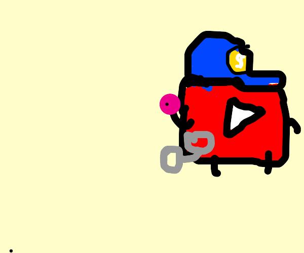 Cop YouTube