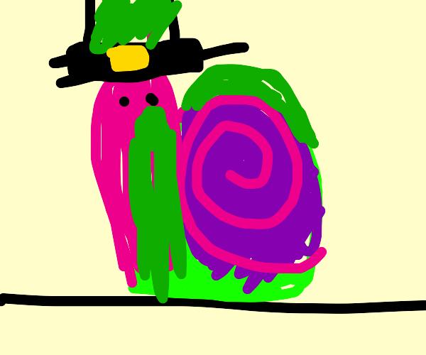 Gary the Snail/Leprechaun