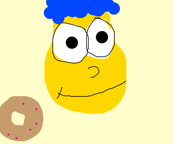 Homer and Marge merged