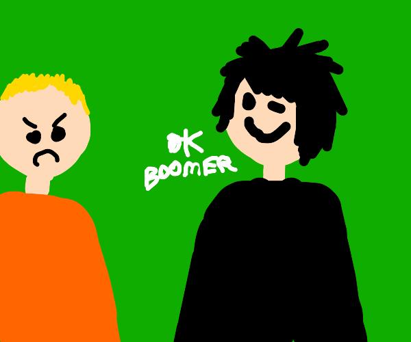green day (ok boomer)