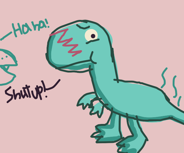 Dinosaur Fart