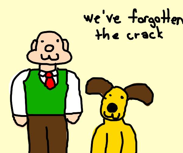 Wallberg and Grombit
