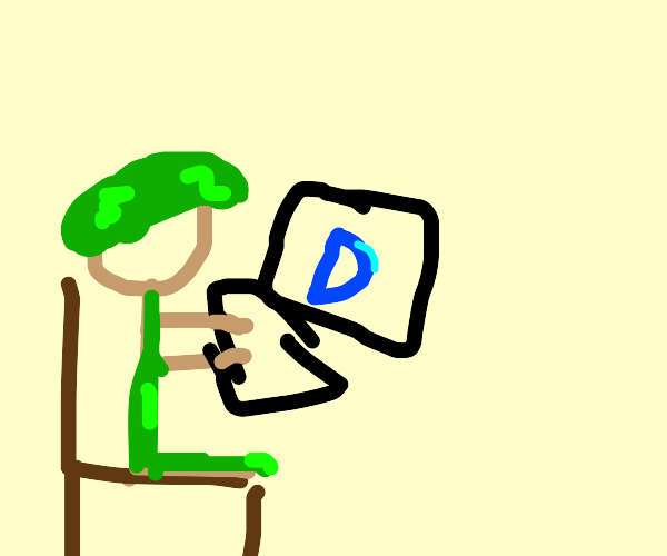 General playing Drawception
