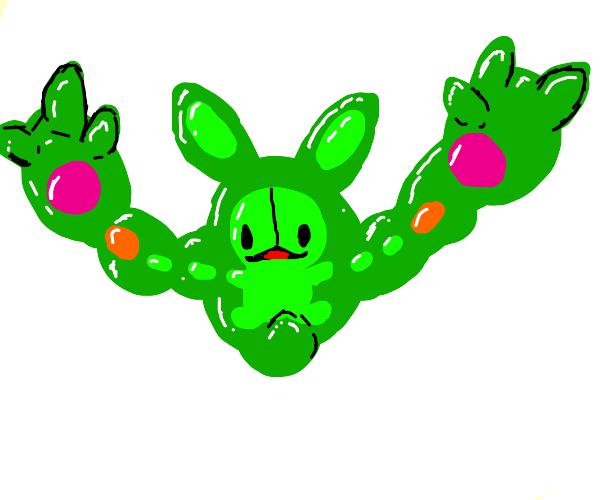 Reuniclus is best! (heck yea!)