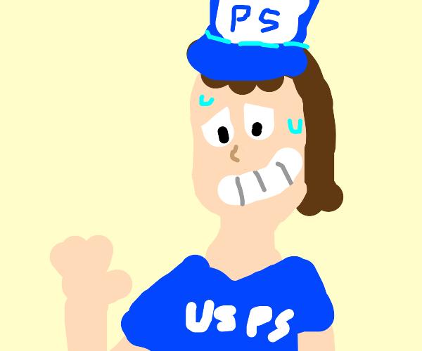The Postal Dude