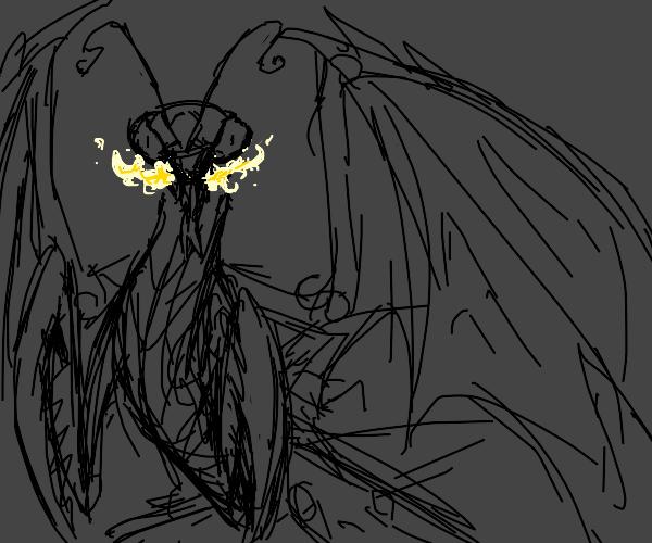 Dragon/Praying Mantis