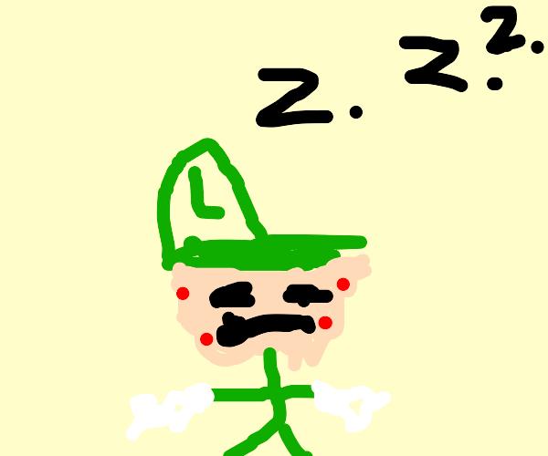 Loogi be sleepin