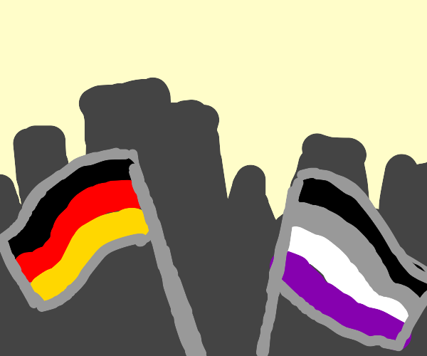 Asexual German Empire