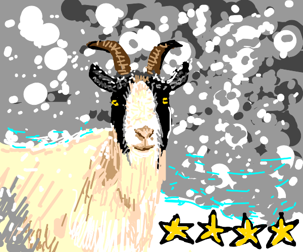 4 star cold goat