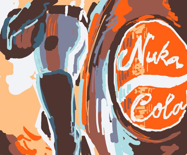 Nuka-Cola pinup