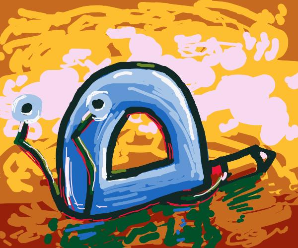 Drawception D: Snail Edition