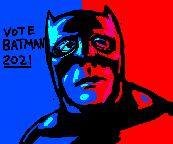 Vote for Batman 2021